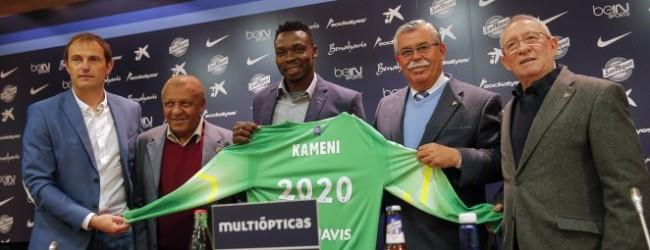 Carlos Kameni renova pelo Málaga CF