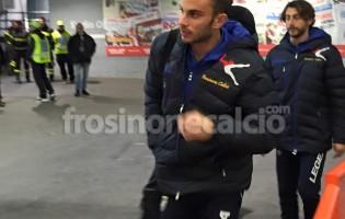 Francesco Bardi emprestado ao Frosinone Calcio