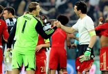 """Manuel Neuer: """"Buffon é o meu modelo"""""""
