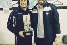 Vítor São Bento agradece prémio a José Serrão