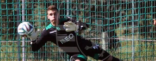 Luís Ribeiro emprestado ao CD Feirense