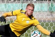 """Lukas Raeder: """"os guarda-redes em Portugal são mais penalizados do que na Alemanha"""""""