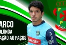 Marco Ribeiro renova pelo FC Paços de Ferreira