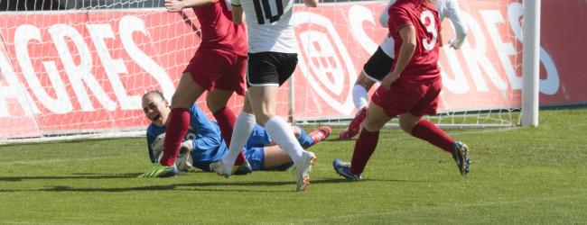 Neide Simões e Patrícia Morais convocadas por Portugal para a Algarve Cup'2016