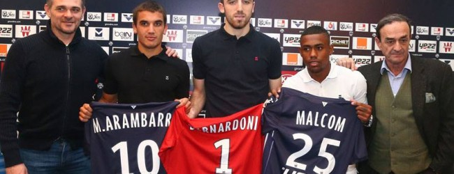 Paul Bernardoni emprestado ao FC Bordeaux