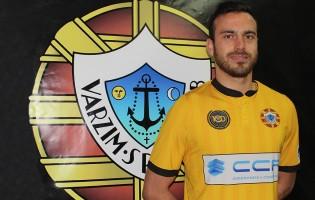 Paulo Cunha assina pelo Varzim SC B