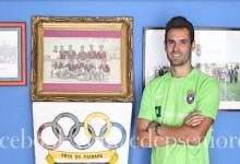 Pedro Alves não sofre há 4 jogos no Cova da Piedade