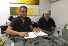 Renan Brito renova pelo Goiás