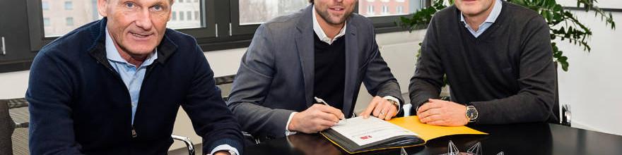 Weidenfeller renova pelo Borussia Dortmund