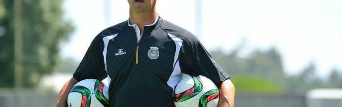 Rui Barbosa é o Treinador de Guarda-Redes da Primeira Liga do Ano 2015