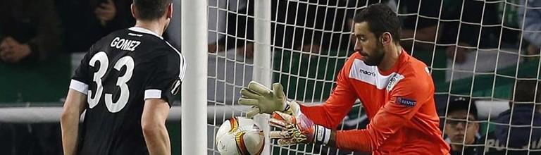 Rui Patrício é o jogador do Sporting CP com mais jogos na Europa