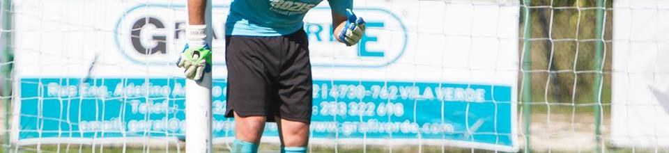 Rui Rêgo, Márcio Paiva, Pedro Albergaria, Pedro Alves e mais 12 homens de baliza na luta pela subida – Campeonato de Portugal