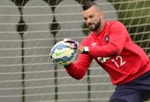 Weverton Pereira renova pelo Atlético Paranaense