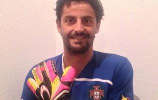 "Paulo Graça: ""guarda-redes de Futebol de Praia e um guarda-redes de Futebol não têm nada a ver"""