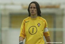 Carla Cristina: de ponta esquerda a guarda-redes mais internacional de sempre da FPF