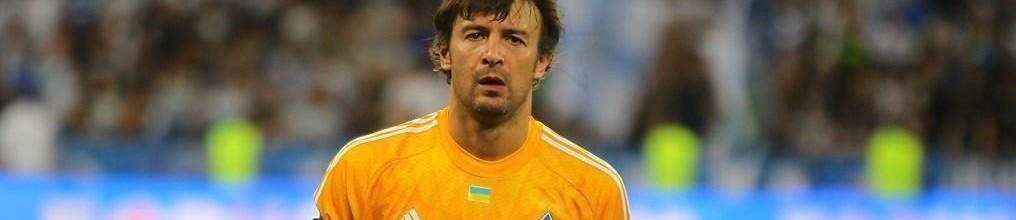 Oleksandr Shovkovskiy sofre primeiro golo ao fim de 1017 minutos
