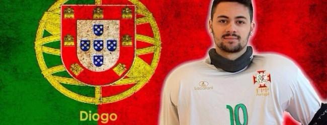 Diogo Alves em destaque garante 14ª Taça Latina a Portugal