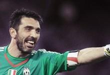 Gianluigi Buffon dedica recorde em descrição de todos os companheiros do Juventus FC