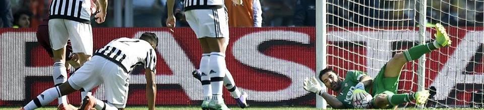 Gianluigi Buffon estabelece recorde de imbatibilidade na Serie A em 974 minutos