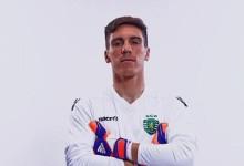 Guilherme Oliveira entrou e defendeu penalti no Sporting CP B 2-1 Santa Clara
