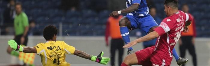Iván Cruz estreou-se como sénior e levou conselhos de Hélton – FC Porto 2-0 Gil Vicente FC