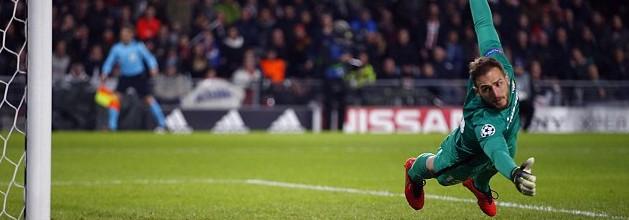Jan Oblak não sofre há quase 500 minutos – 5º jogo sem sofrer no Atlético de Madrid