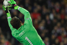 Keylor Navas, Jan Oblak e Jeroen Zoet não sofreram golos nos oitavos da Champions League