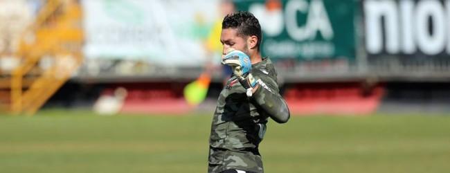 José Moreira sofre ao fim de 505 minutos de imbatibilidade na Segunda Liga