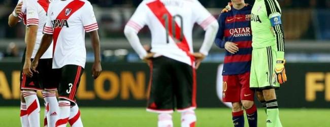 Barovero recebeu chuteiras de Messi e camisola de Claudio Bravo para o filho