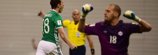 FIFA e México querem acabar com insultos aos guarda-redes