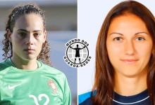 Iuliia Grichenko impressiona com Patrícia Morais em destaque no Portugal 0-1 Rússia