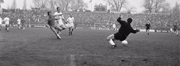 Como Johan Cruyff olhava, compreendia e entendia os guarda-redes