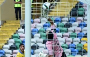 Rafael Bracali esteve 539 minutos consecutivos sem sofrer na Primeira Liga