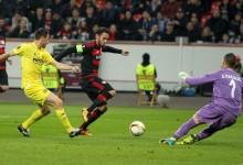Sergio Asenjo regressa 323 dias depois e destaca-se no Bayer Leverkusen 0-0 Villarreal CF