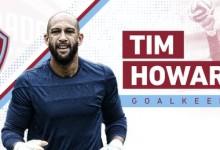 Tim Howard assina pelos Colorado Rapids