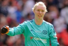 Hedvig Lindahl é a PFA Womens Goalkeeper of the Year