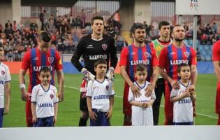 Adriano Facchini esteve 596 minutos sem sofrer e chegou aos 15 jogos imbatível no Karabükspor