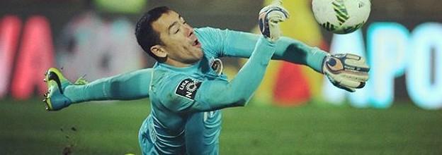 Cássio Anjos completou 200 jogos na Primeira Liga
