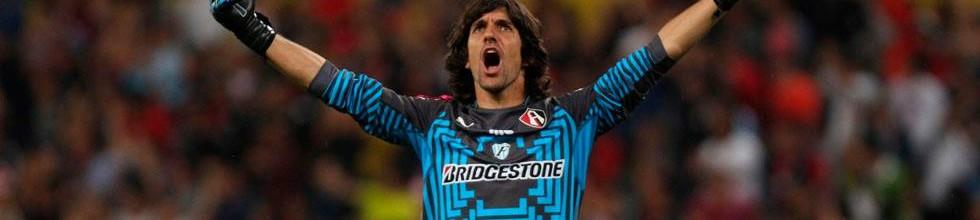 Federico Vilar celebrou 500 jogos na Primera División