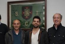 Francisco Veludo assina pelo Sporting Clube de Tomar