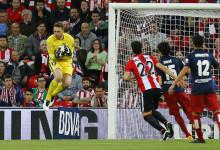 Jan Oblak é o primeiro guarda-redes do Atlético a ficar 21 jogos sem sofrer golos