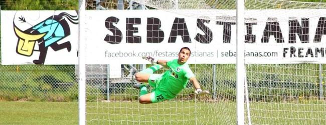 José Chastre é o melhor em campo no SC Freamunde 0-0 FC Famalicão