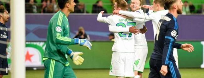 Keylor Navas sofre pela primeira vez e estabelece segundo melhor recorde na Champions League
