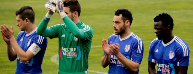 Luís Ribeiro decisivo no CD Feirense 1-1 Vitória SC B