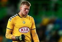 """Lukas Raeder: """"se um guarda-redes sofre quatro ou cinco golos, mesmo sem culpa, é penalizado e sai da equipa"""""""