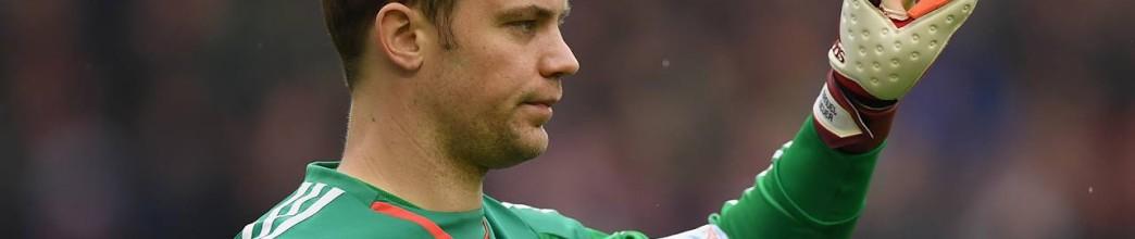 Manuel Neuer iguala próprio recorde