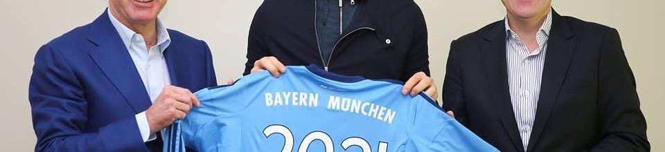 Manuel Neuer renova pelo FC Bayern