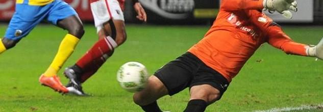Rafael Bracali defende terceiro penalti esta temporada no Boavista FC 0-0 FC Arouca