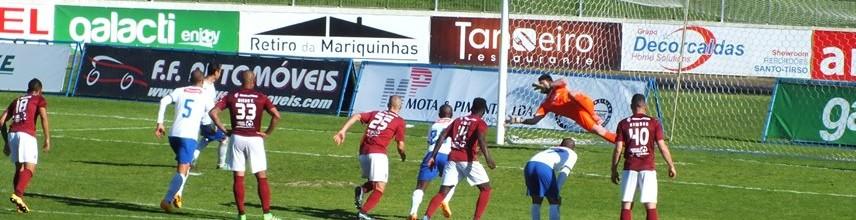 Rafael Veloso defende dois penaltis no FC Famalicão 2-2 Oriental