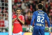 Ederson Moraes e Ricardo Nunes em destaque no SL Benfica 2-1 Vitória FC